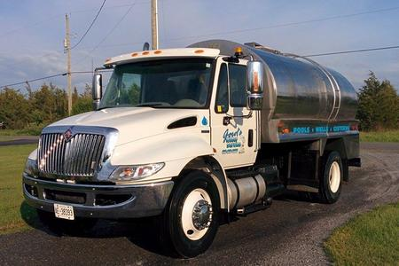Gord's Water Service Truck 1